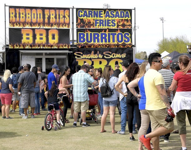 PHOTOS: Inaugural Tacos and Tamales Festival at Sunset Park