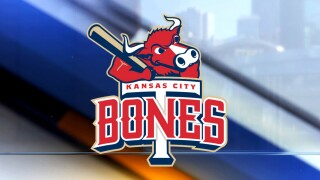 New Kansas City T-Bones logo