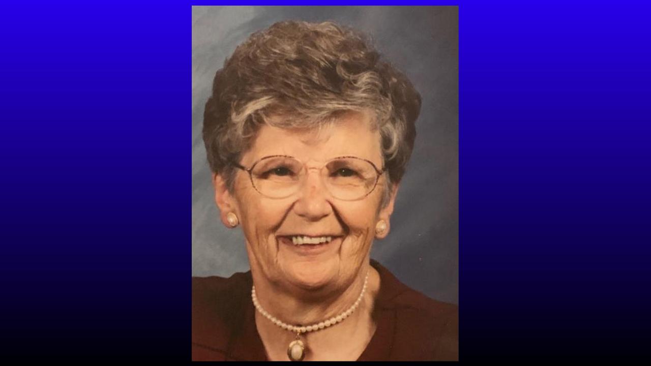 Margaret Evelyn Sack