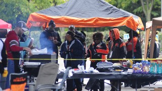 Bengals tailgaters gear up to meet Steelers