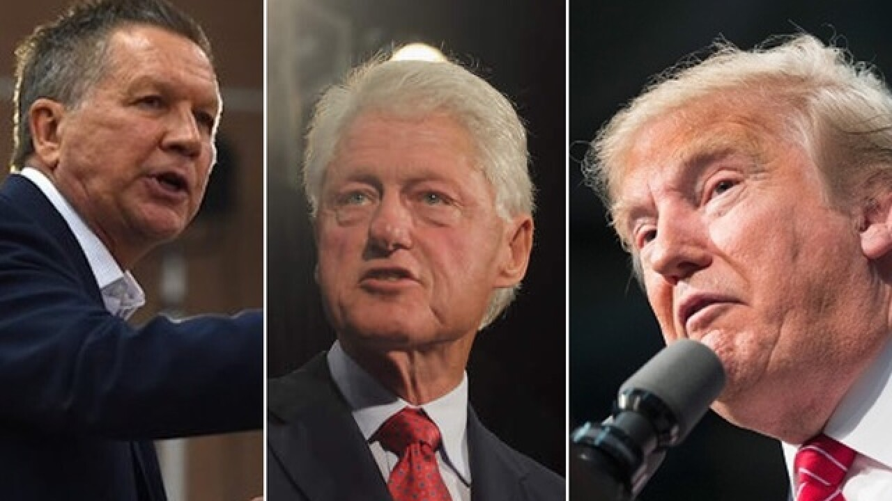 RECAP: The presidential race hits the Tri-State