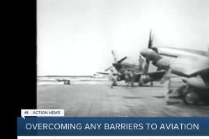 Overcoming any barriers to aviation