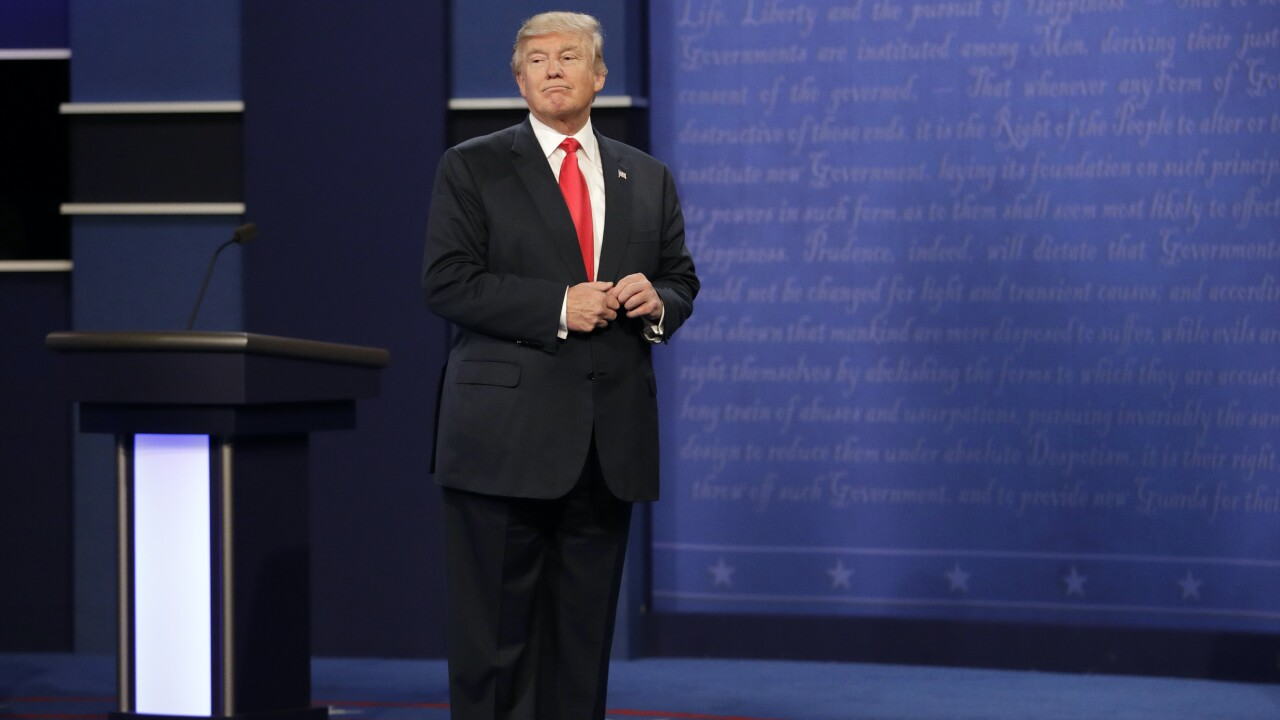 Debate commission turns down Trump's request to change debates