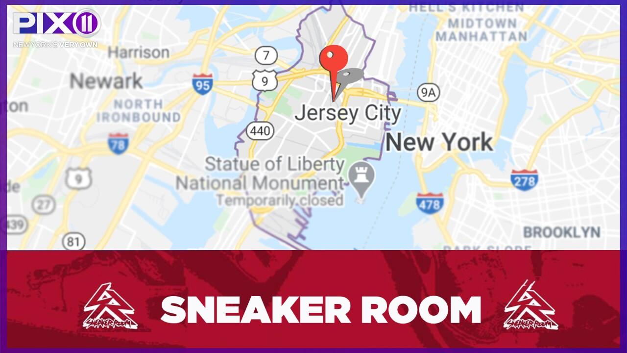 Sneaker Room Location