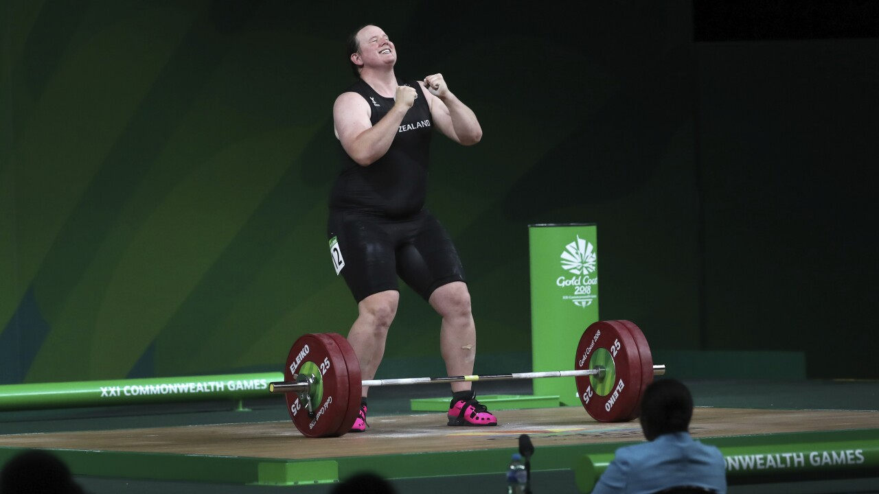 Australia Commonwealth Games Weightlifting