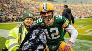 Green Bay Packers make Wisconsin teen's Make-A-Wish come true