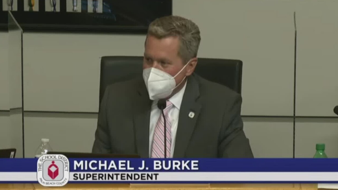 Superintendent Mike Burke of the School District of Palm Beach County on Oct. 6, 2021.jpg