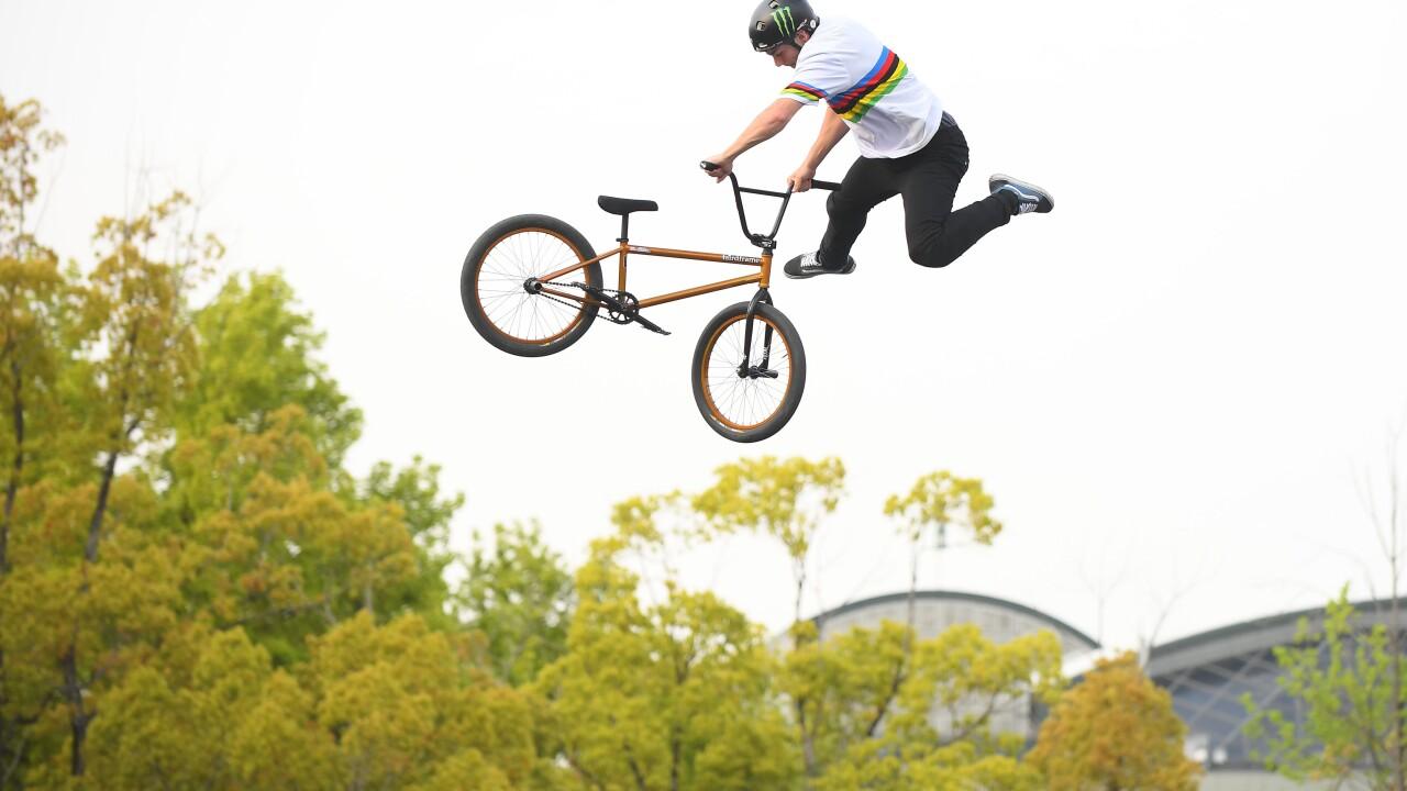 BMX-ceptional: Virginia Beach's Justin Dowell is world's No. 1 BMX Freestylerider