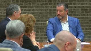 Ted Cruz at TSTC
