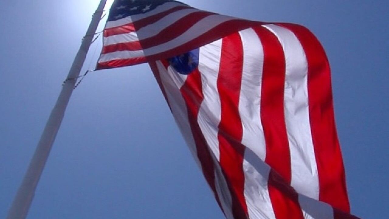 Georgia school reverses decision to ban Pledge of Allegiance during assemblies