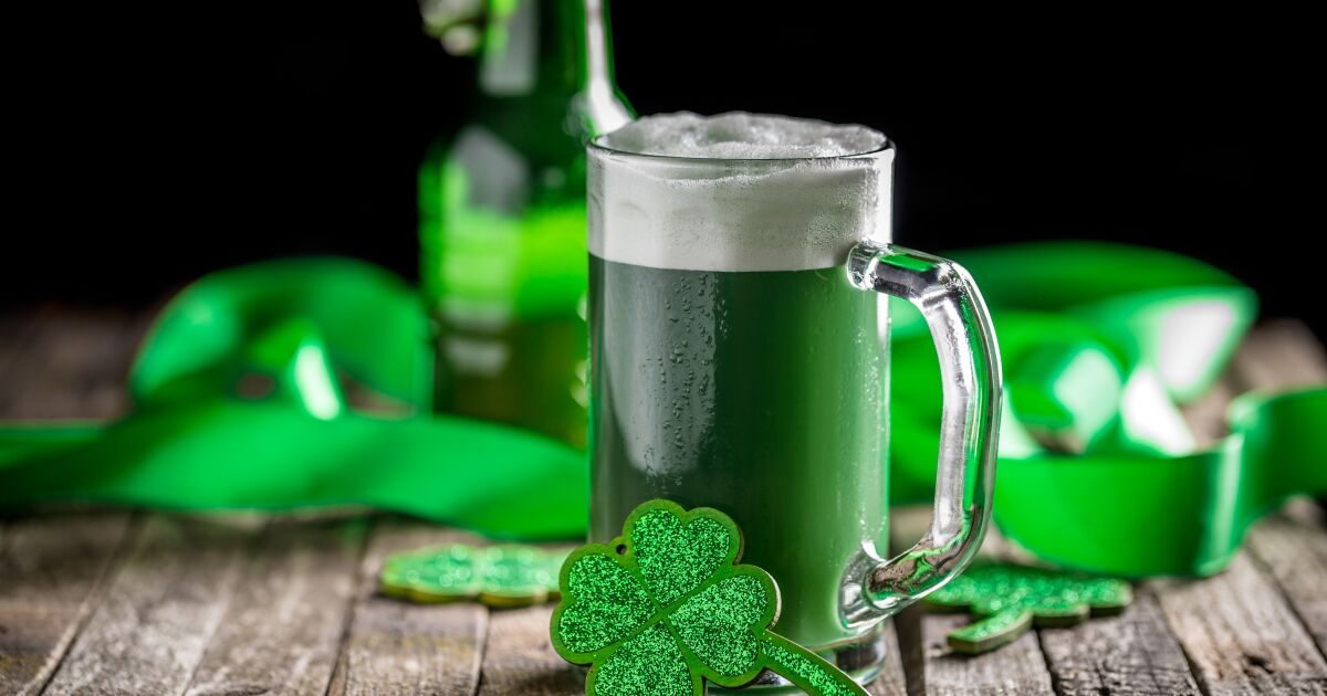 Signs of alcohol poisoning to watch for on St. Patrick's Day