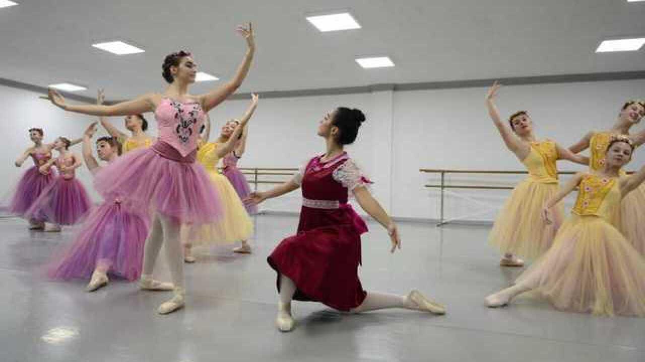 GLBC presents An American Nutcracker Ballet