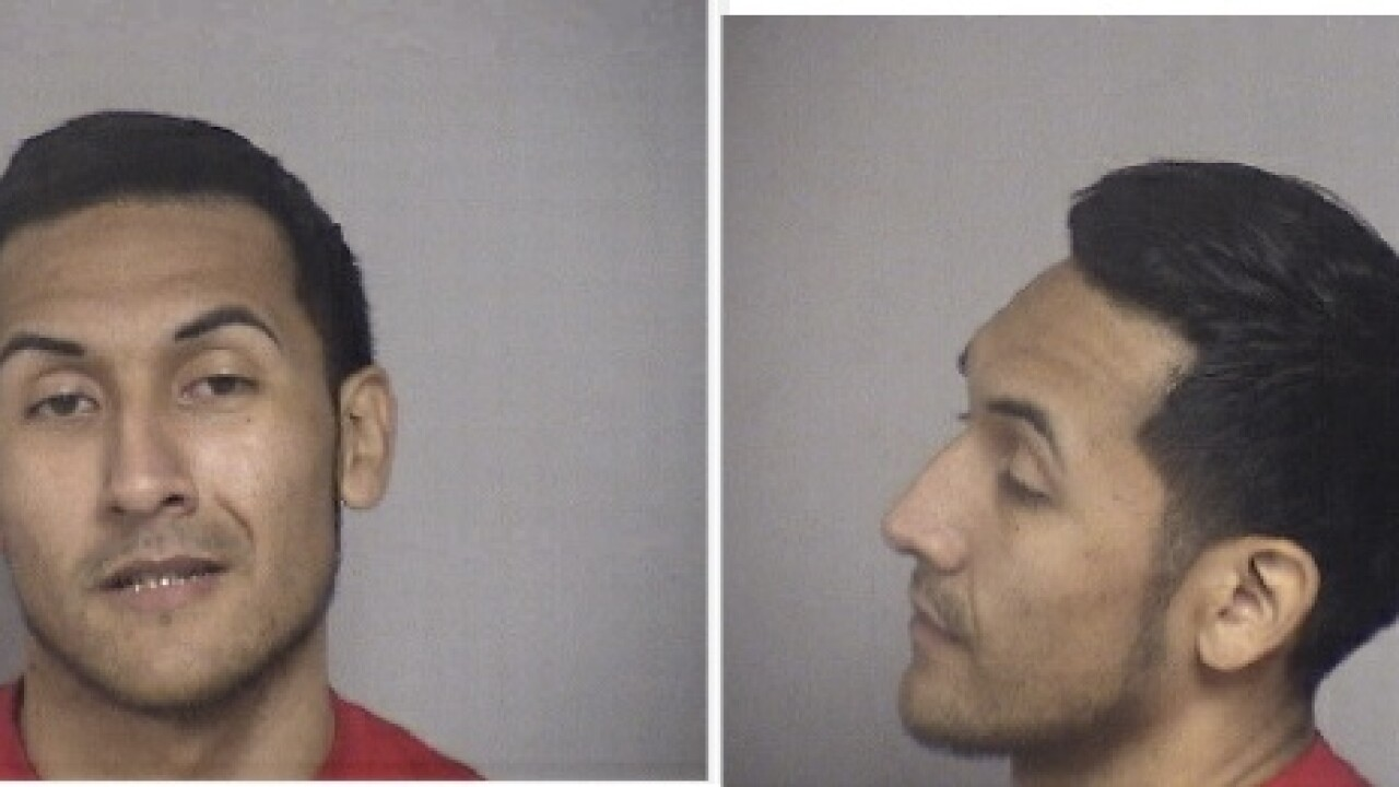 24-year-old Kristian Garcia