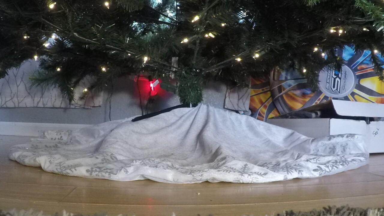 no presents christmas