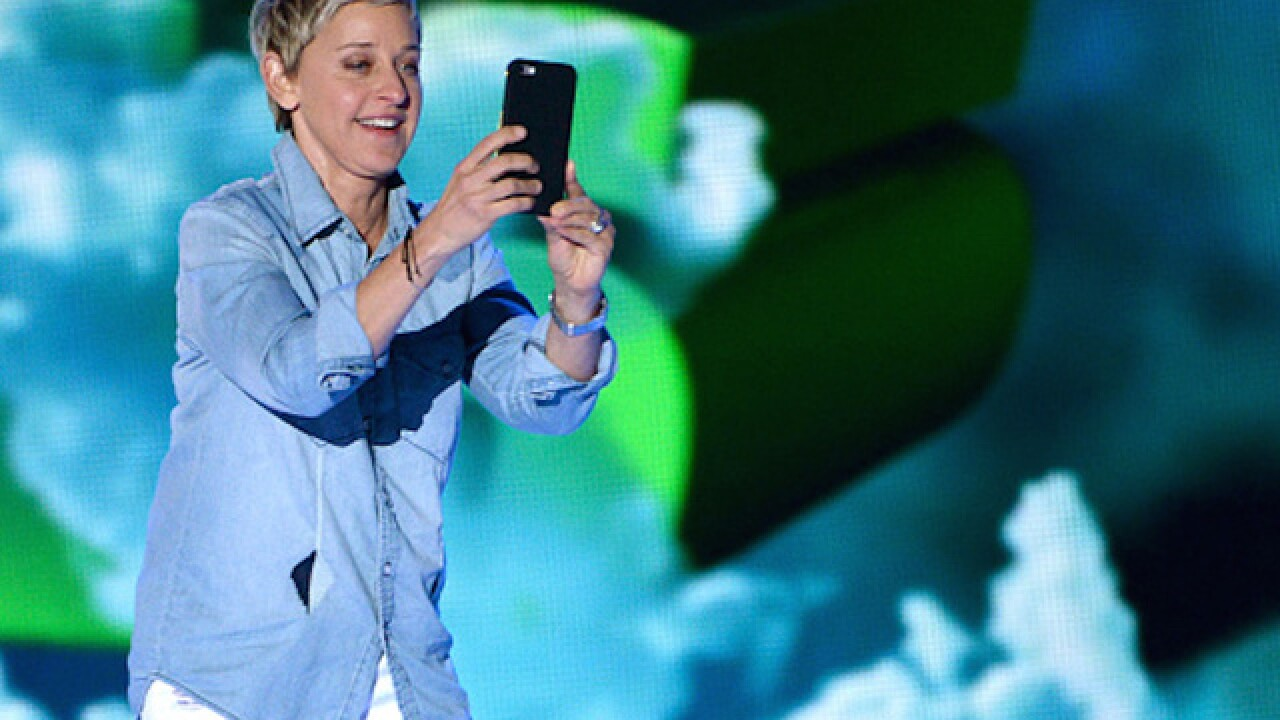 Ellen DeGeneres addresses claims of racism in Usain Bolt tweet