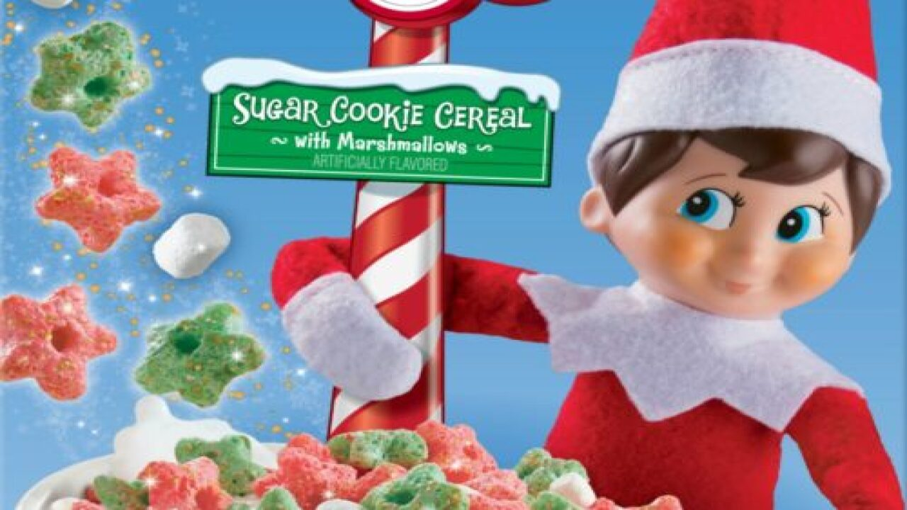 You Can Buy Elf On The Shelf Cereal This Holiday Season