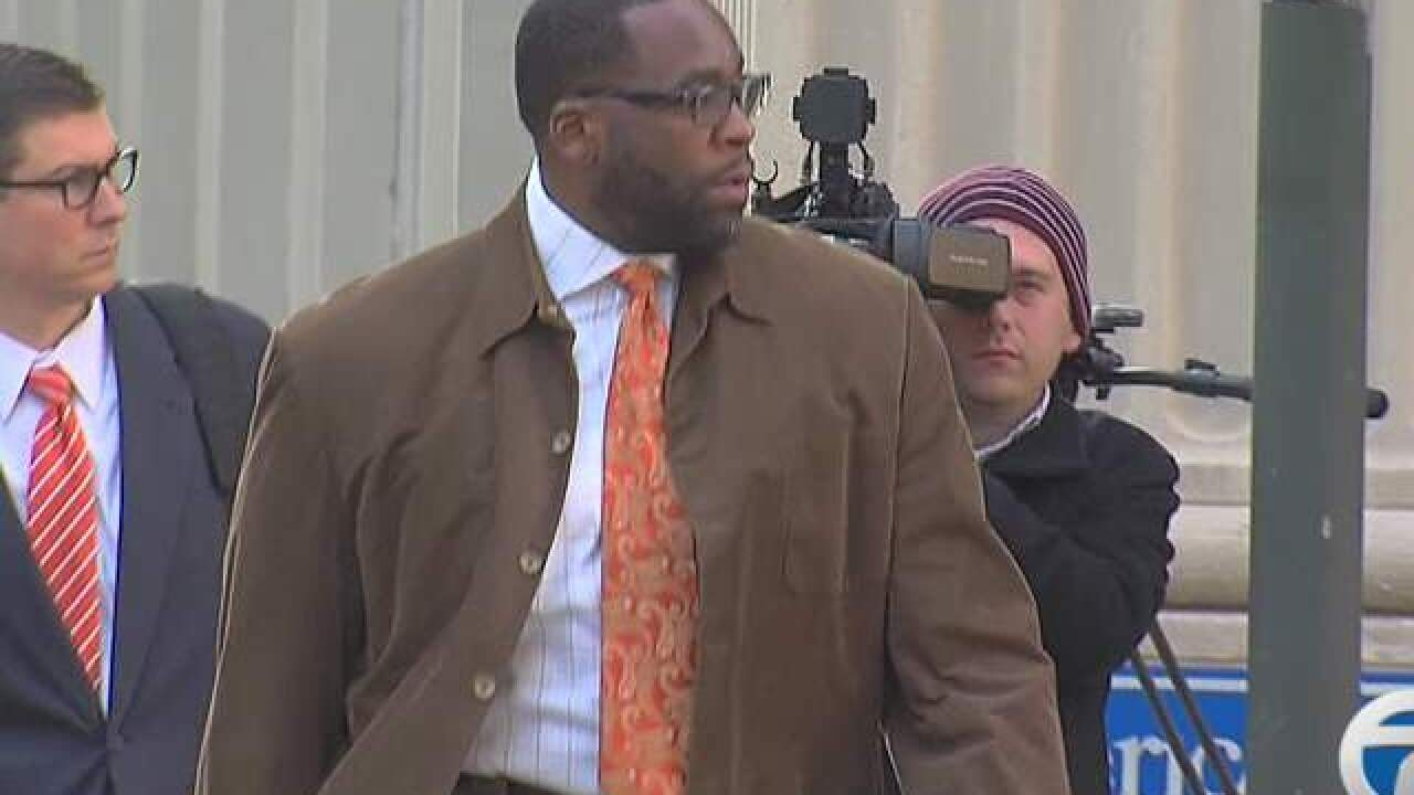 Kilpatrick's appeal denied by Supreme Court