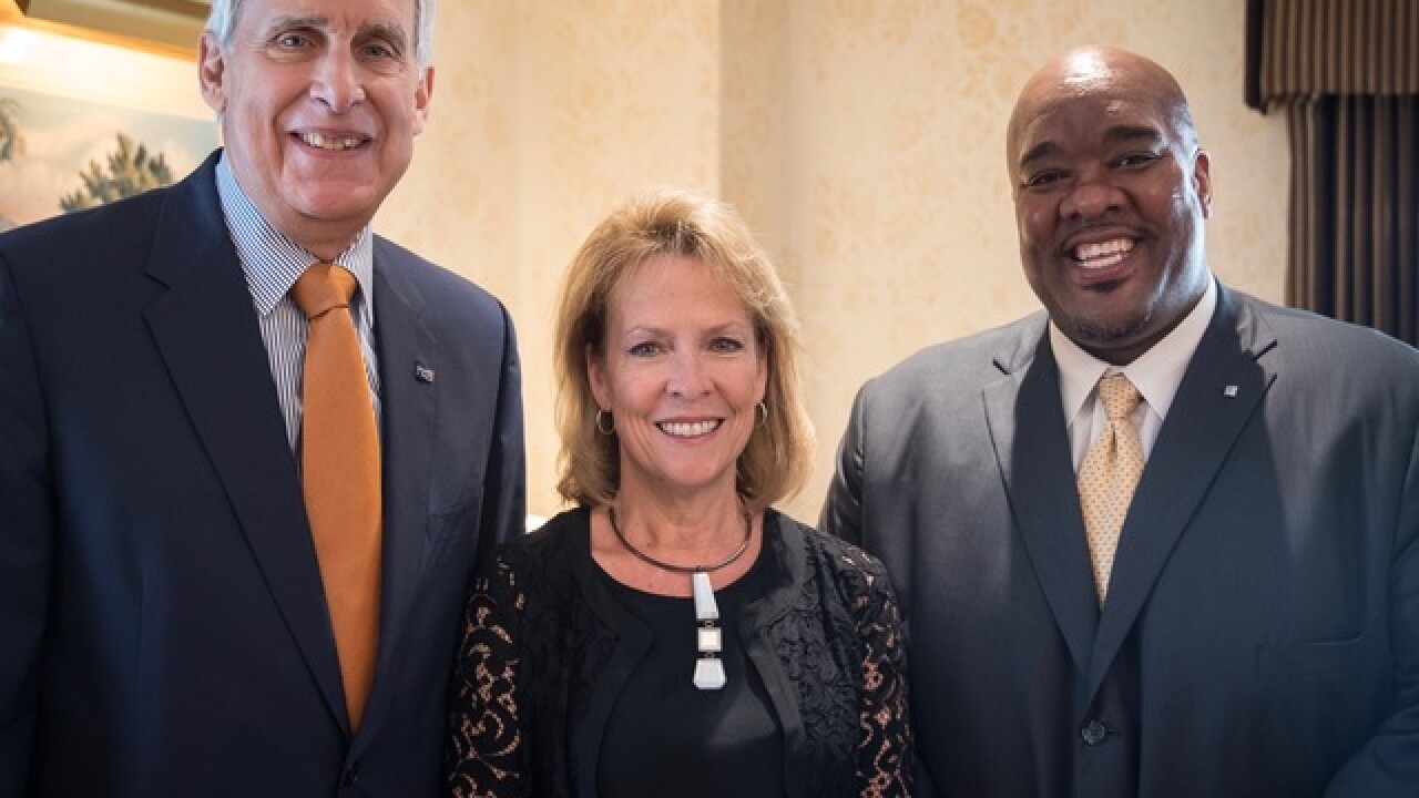 United Way board chair resigns