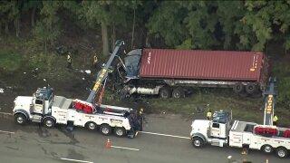Deadly crash on New York State Thruway