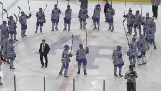 Air Force sweeps Niagara with 2-1 win in series finale