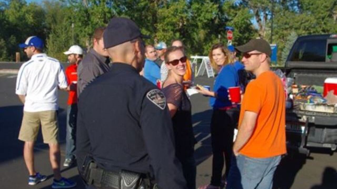 Going to BSU's home opener? Some advice from Boise Police