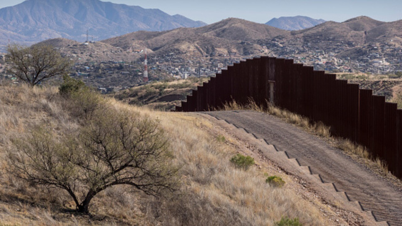 Agency publishes timetable for Mexico border wall