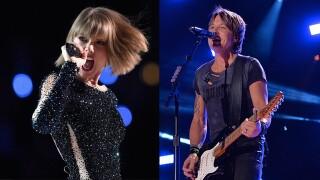 Taylor Swift, Keith Urban Playing Nashville