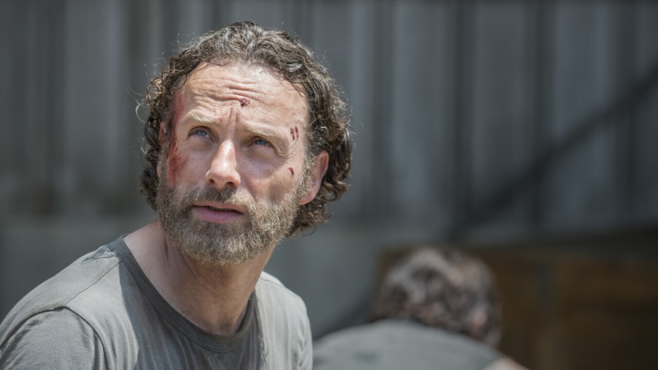 The latest to die on 'The Walking Dead' is…