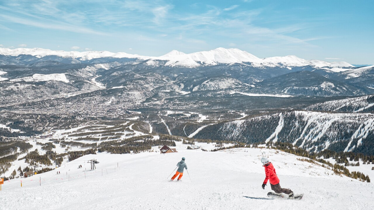 Breckenridge Ski Resort extends season through Memorial Day