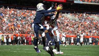 Report: NFL fires ref who blew call that resulted in TD for Chargers vs. Browns