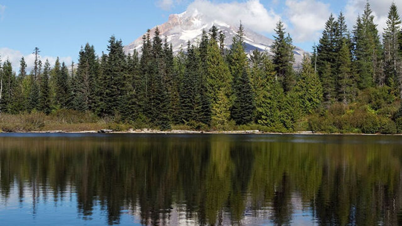 Injured climber rescued on Mt  Hood