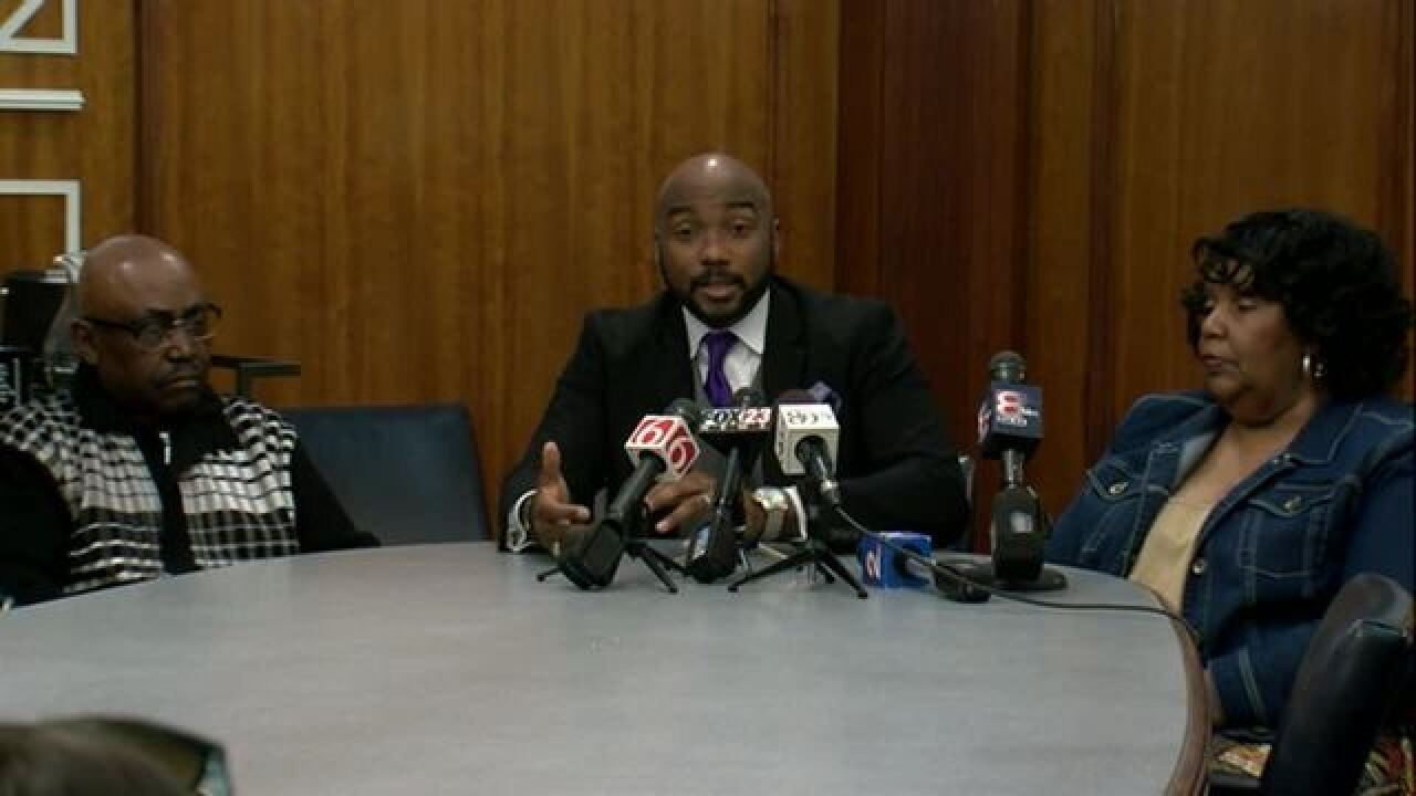 Terence Crutcher's family to sue City of Tulsa