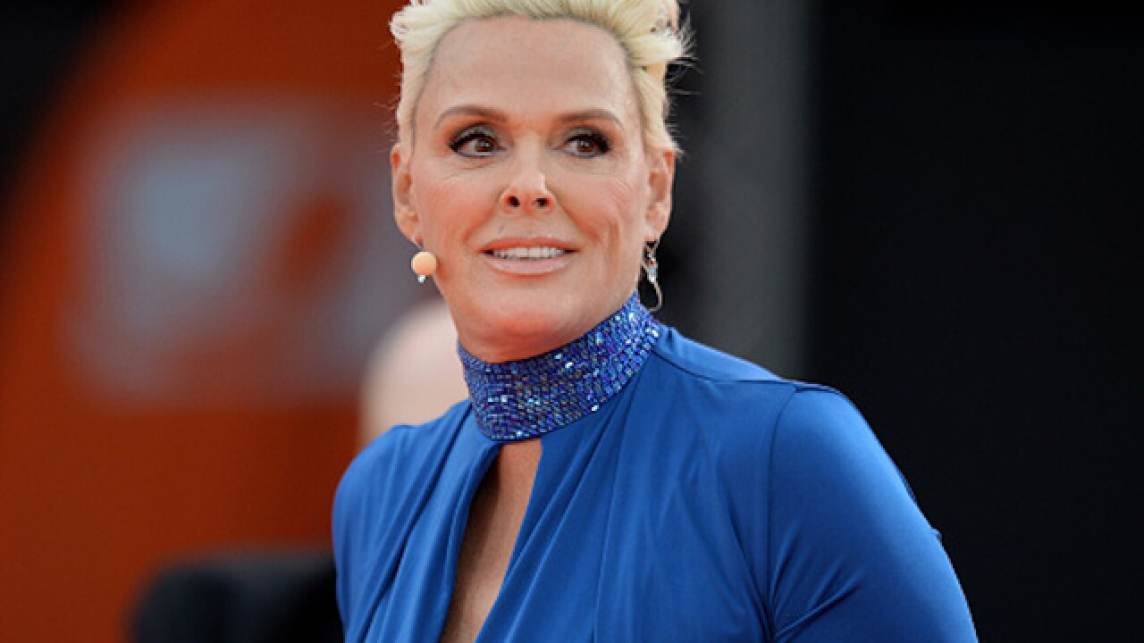 Actress Brigitte Nielsen, 54, announces fifth pregnancy