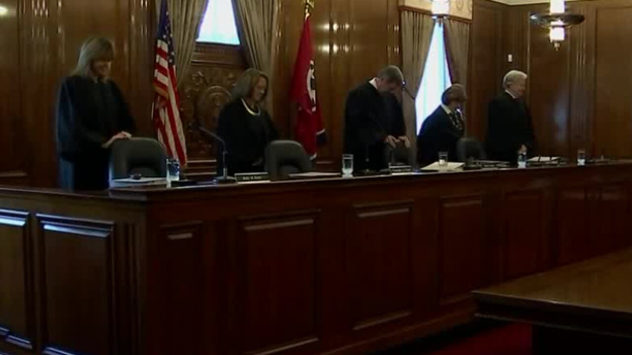 Tennessee Supreme Court Upholds Lethal Injection Protocol