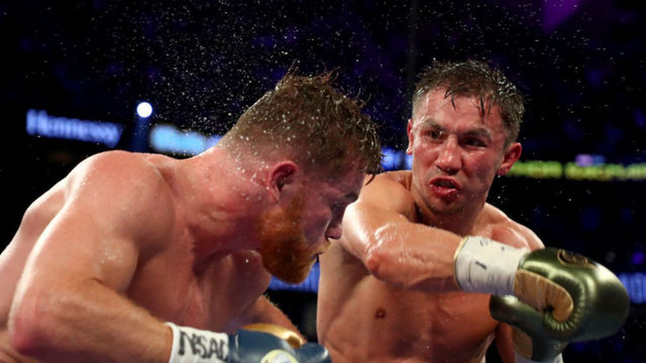 T-Mobile Arena will host Canelo-GGG rematch