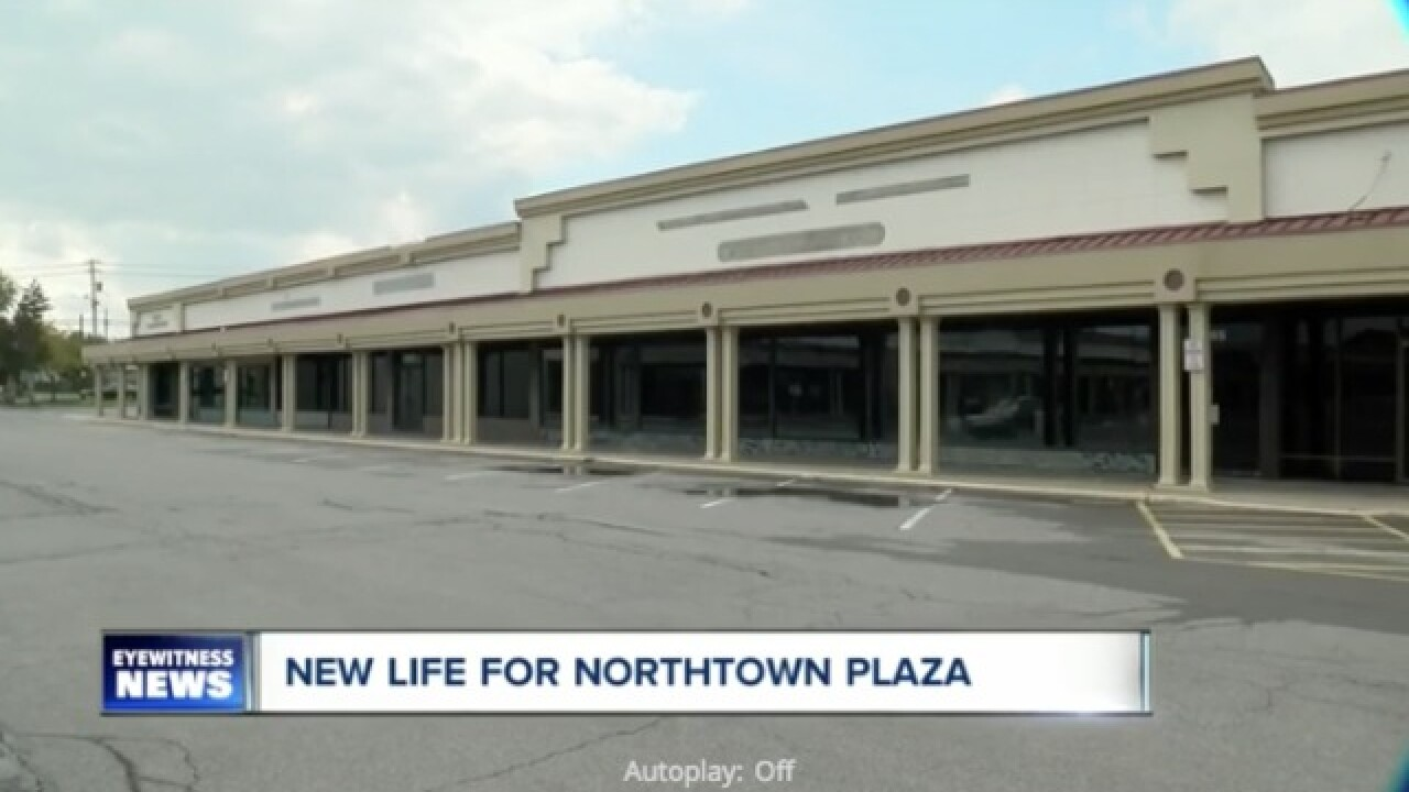 Northtown Plaza to soon become lifestyle center