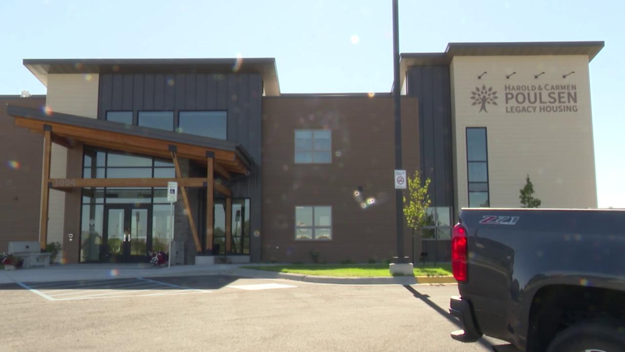 Harold & Carmen Poulsen Legacy Housing Facility