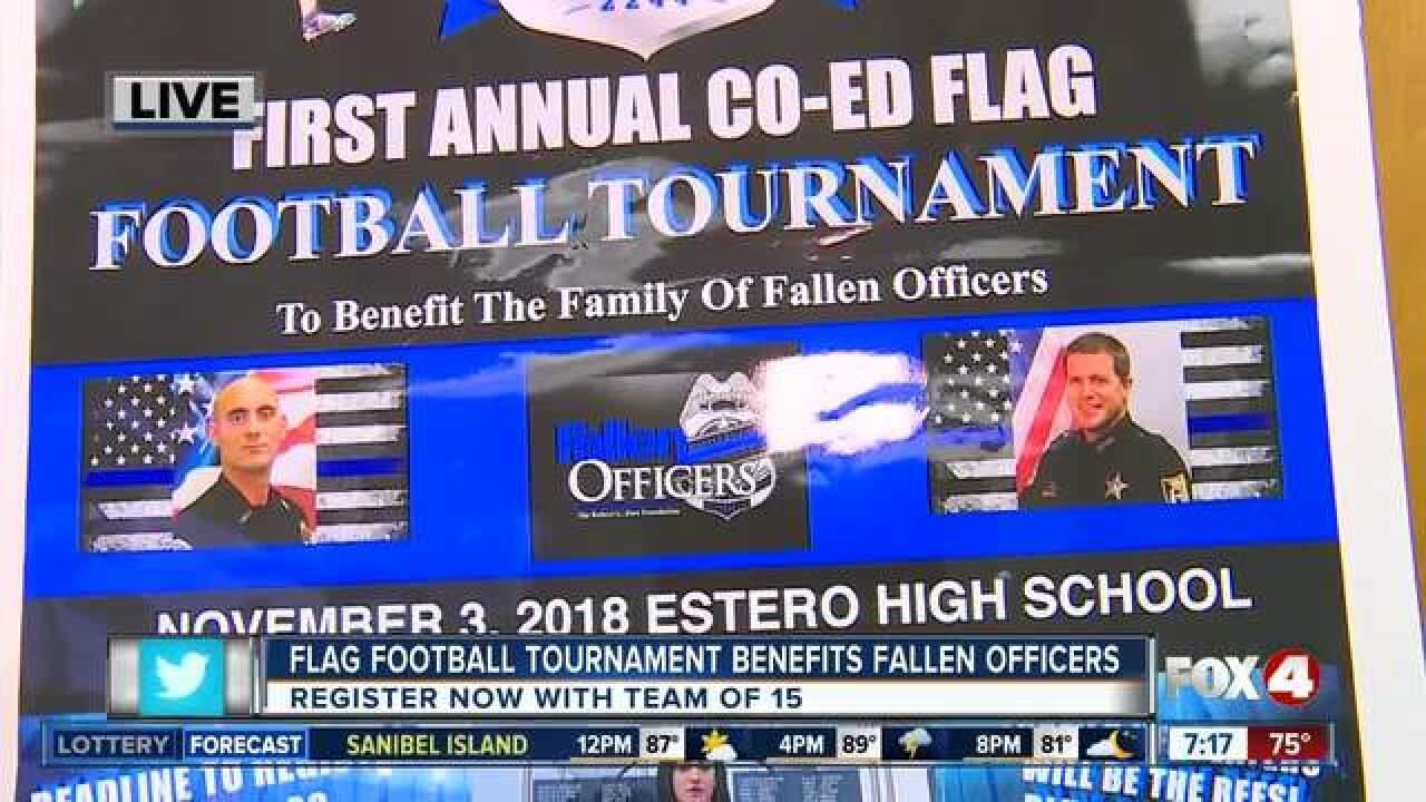 Blue Bowl raises money for fallen officers