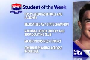 Student of the Week: Ethan Zwickey
