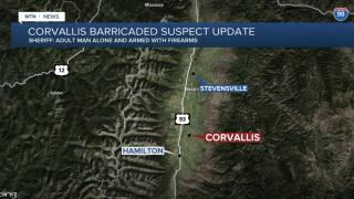 Corvallis Barricade Update