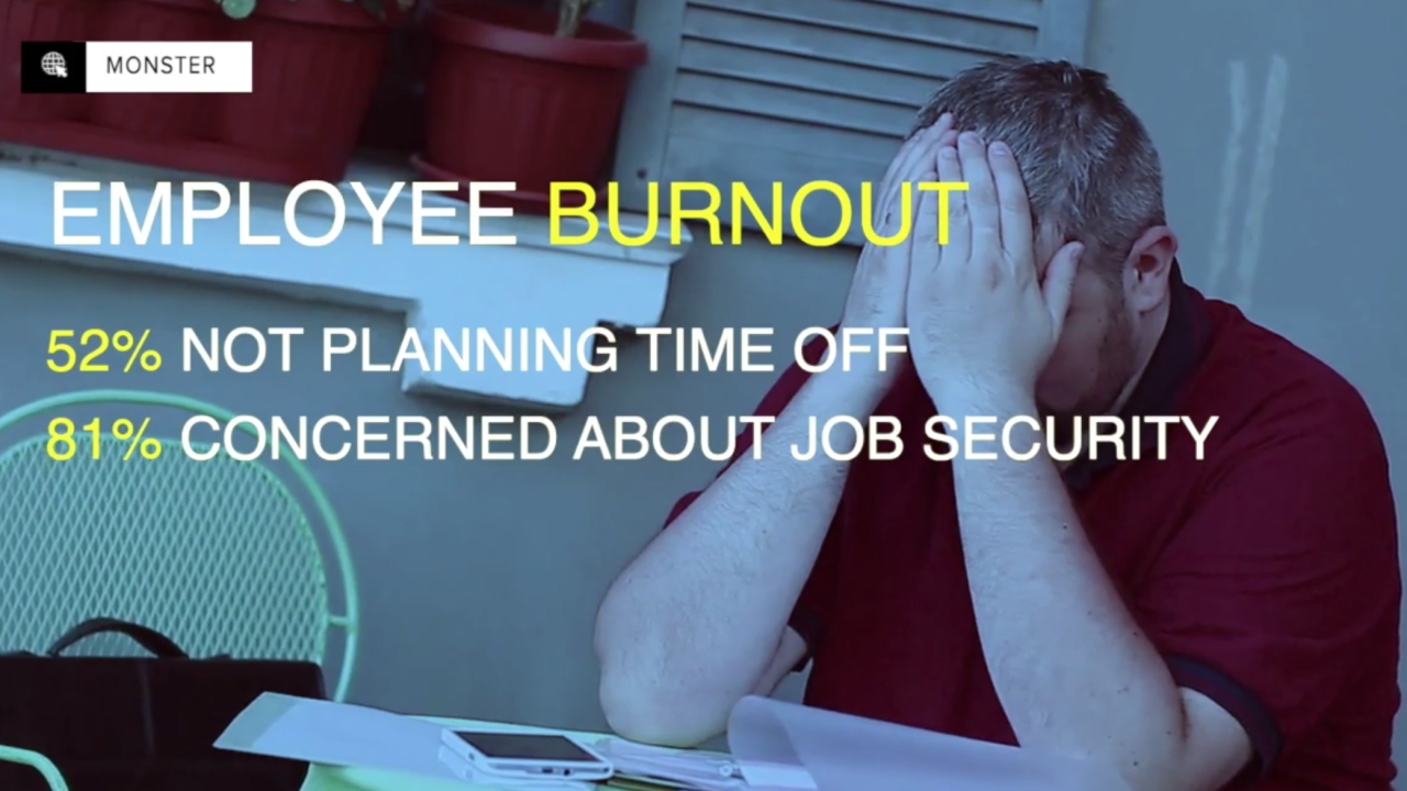 Those working during pandemic should still prioritize PTO or risk burnout