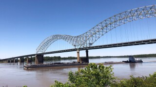 Interstate 40 Bridge Closed