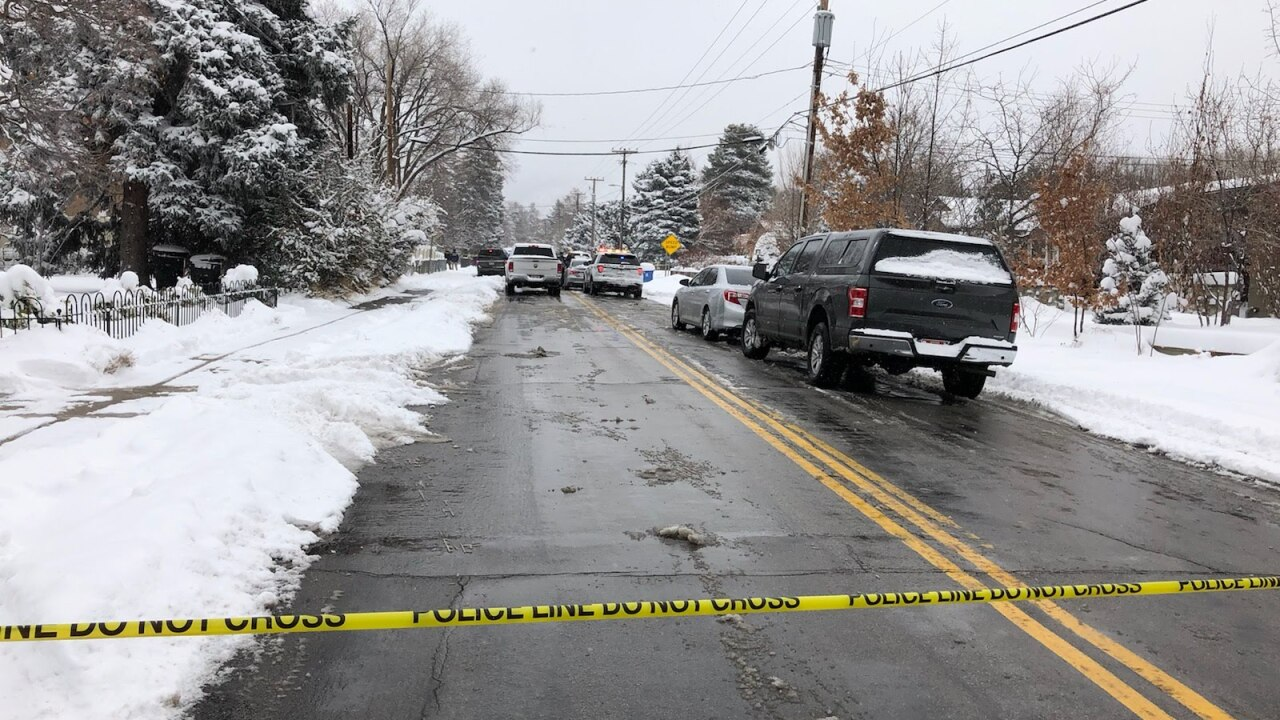Millcreek Officer-Involved Shooting Scene, February 3, 2020