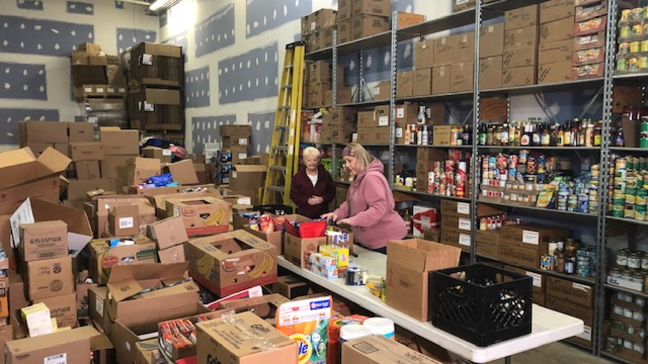 North Canton Food Pantry
