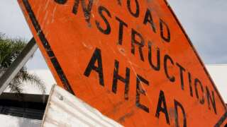 Stretch of Winnebago Street closed by bridge construction