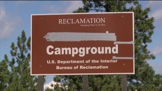 Bureau of Reclamation changes the names of two Canyon Ferry campgrounds