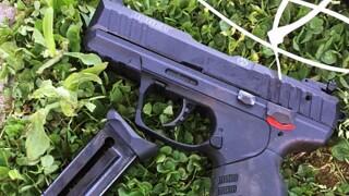 Staten Island Shooting gun