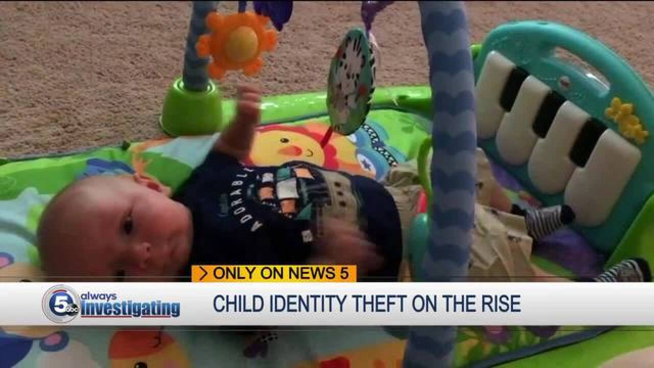 Scammers are targeting kids for identity theft, experts warn