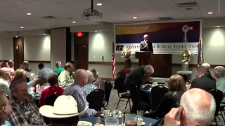 Montana Ag Network: May 9th Report – MT Farm Bureau conference, African swine fever spreads