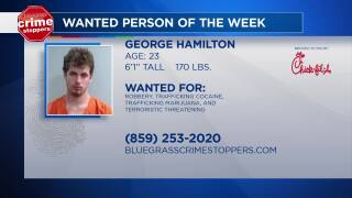 Crime Stoppers Most Wanted Person Of The Week: October 17, 2018